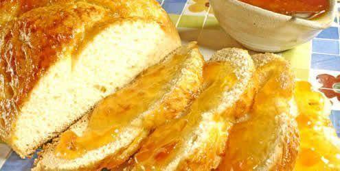 Pão de laranja