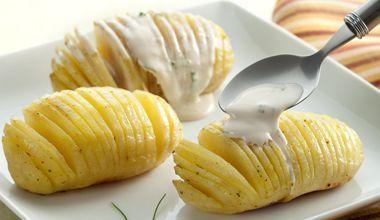 Batatas Laminadas