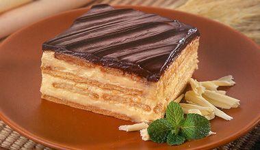 Torta Alemã com aveia e mel