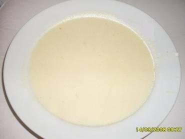 Caldo de queijo