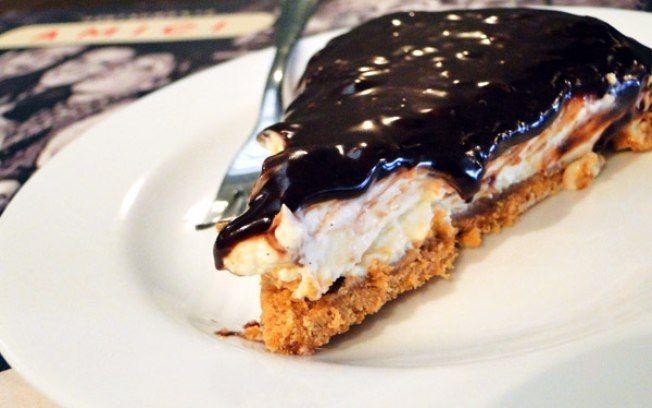 Cheesecake com sucrilhos