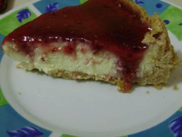 Cheesecake de micro-ondas