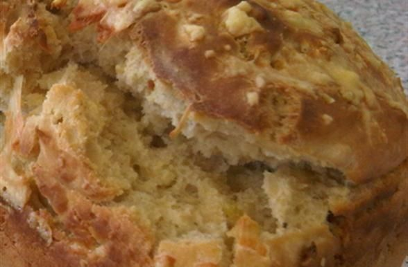 Pão de cebola Delícia