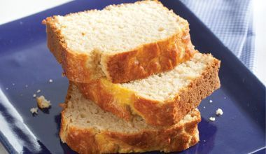 Pão de Minuto com Iogurte