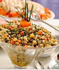 Salada de Grãos Massa