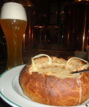 Sopa de Cerveja