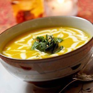 Sopa Turmeric