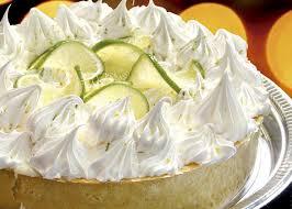 Torta de limão Simples