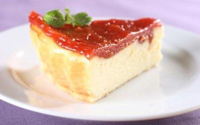 Cheesecake Romeu e Julieta fácil