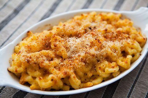 Macaroni com queijo