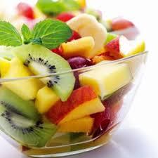 Salada de frutas slim