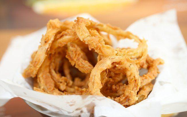 Onion rings fininhas