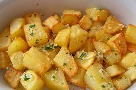 Ovos com Batatas ao Forno