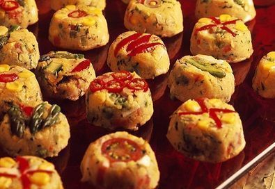 Minicuscuz vegetariano