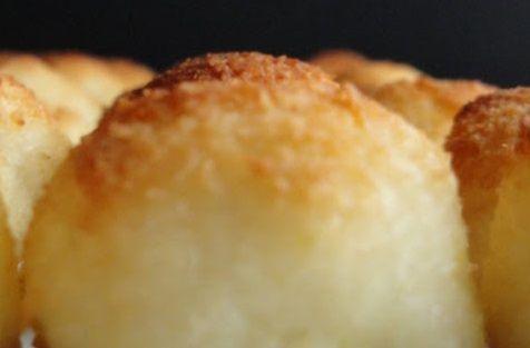Bolinhos de coco