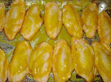File de Frango com mostarda