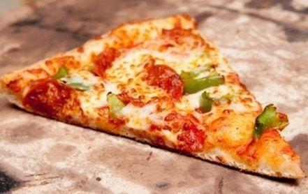 Pizza de massa de Arroz