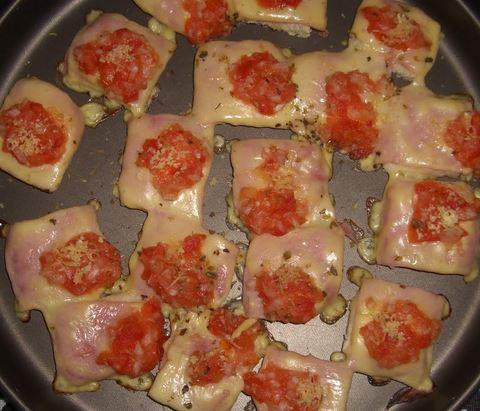 Pãozinho no Forno
