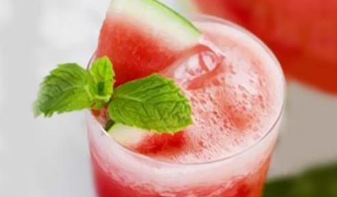 Suco de melancia Hidratante