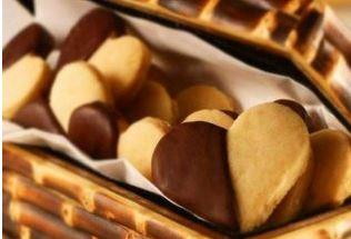 Biscoito de Manteiga de Chocolate