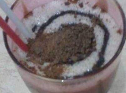 Milk Shake Napolitano