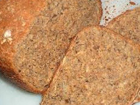 Pão de Ló Integral