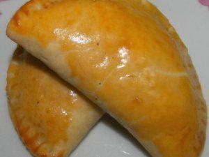 Pastel de Cebola Assado