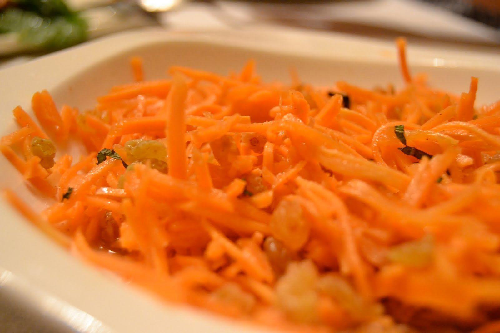 Salada de Nozes e Cenoura