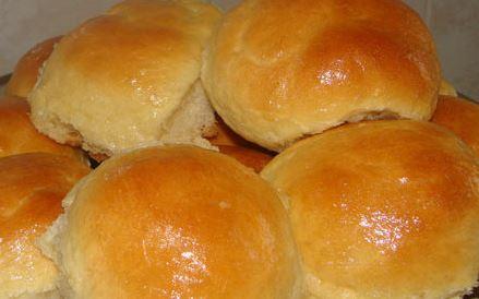 Pãozinho de Leite Condensado