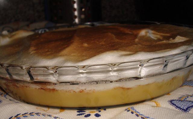 Sobremesa Maçã Merengue