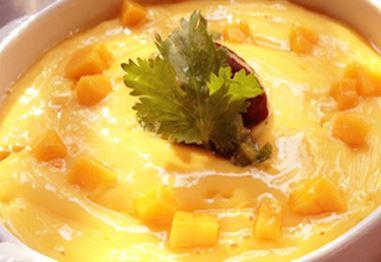 Sopa Fria de Manga