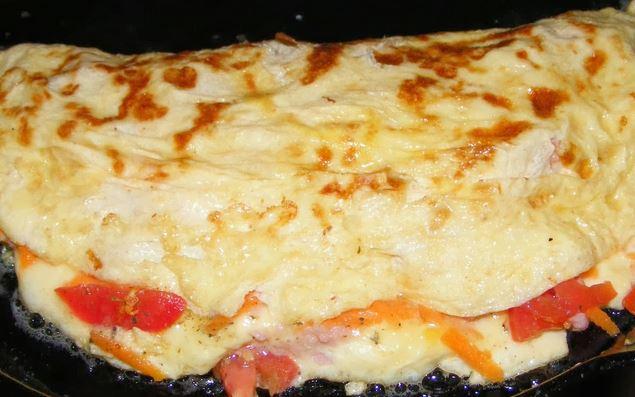 Omelete Frances