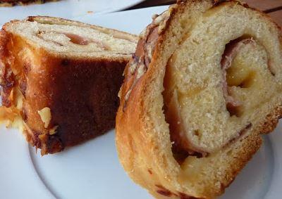 Pão de Presunto