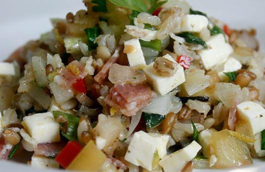 Salada 7 Cereais