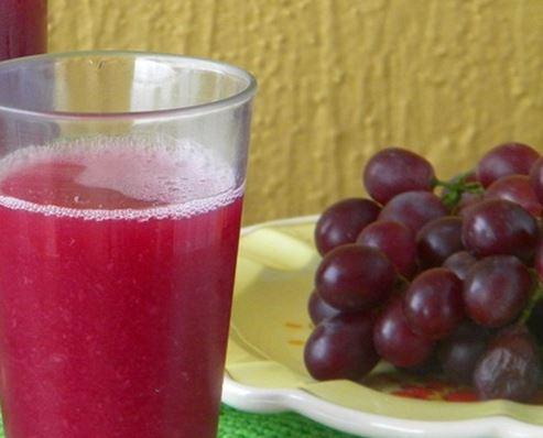 Suco de uva Integral Caseiro