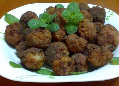 Bolinhos de Carne Gregos