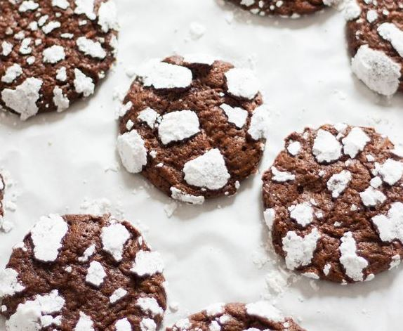 Cookies Craquelados