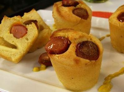 Muffin de Salsicha