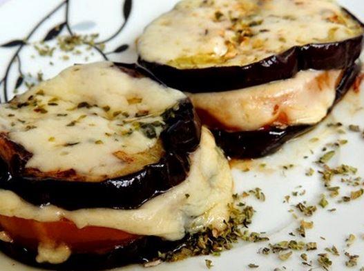 Sanduíche de Berinjela