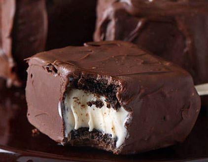 Brownie de Chocolate com Sorvete