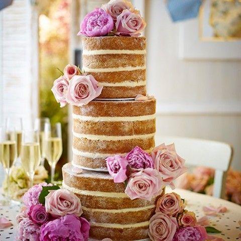 Bolo Naked Cake
