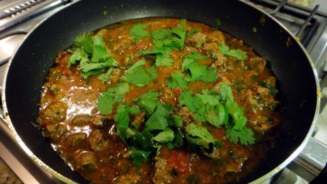 Curry de Carne