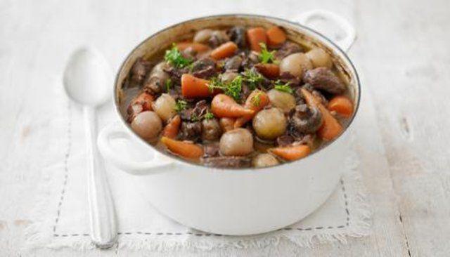 Ensopado de carne irlandesa