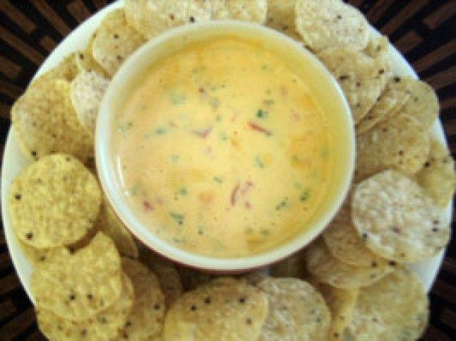 Melhor molho de queijo Texas