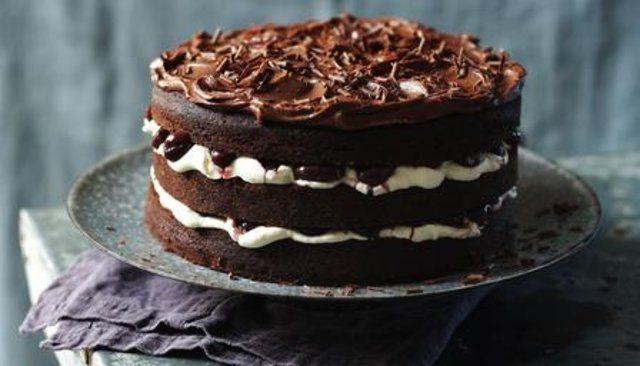Gâteau Floresta Negra