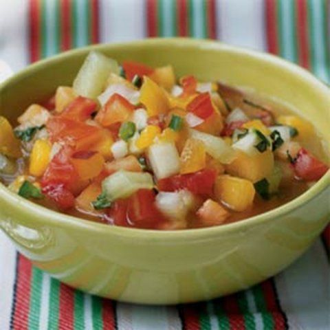 Gazpacho de tomate Chuncky
