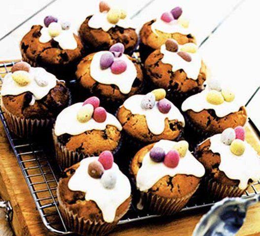 Muffins Simnel