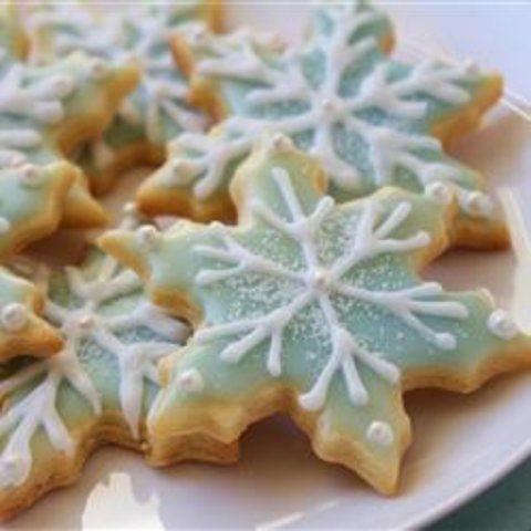 Biscoito de açúcar confeiteiro para o Natal