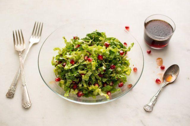 Salada de romã