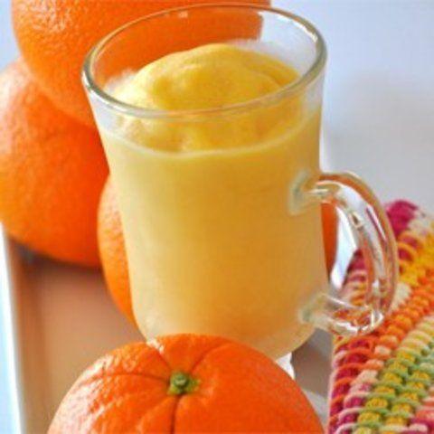 Smoothie matinal de frutas